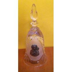 Dzwon mały z Matką Boska Częstochowską