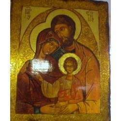 Ikona - Święta Rodzina