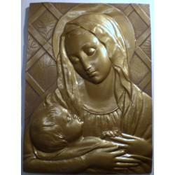 Matka Boska z dzieciątkiem - obraz