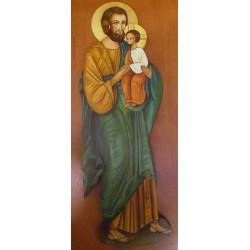 Święty Józef z dzieciątkiem