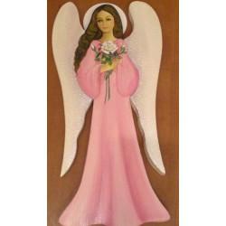 Anioł różowy
