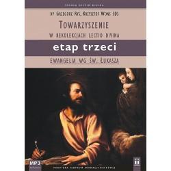 Towarzyszenie w rekolekcjach lectio divina etap trzeci. Ewangelia wg św. Łukasza
