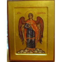 Ikona - Michał Archanioł (23,5 x 19 cm)