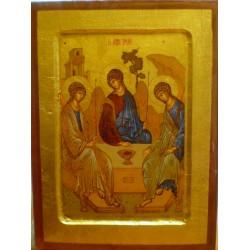 Ikona - Trójca Rublowa (23,5 x 19 cm)