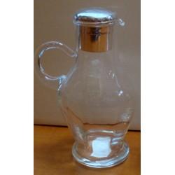 Ampułka dla księdza na wino - szklana