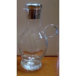 Ampułka dla księdza na wodę - szklana