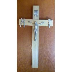 Krzyż salezjański zwykły (13  x 7 cm)