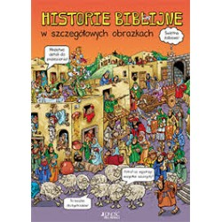 Historie biblijne w szczegółowych obrazkach