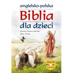 Angielsko - polska Biblia dla dzieci
