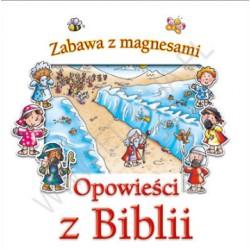 Zabawa z magnesami. Opowieści z Biblii
