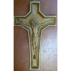 Krzyż drewniany mały (23 x 13,5 cm)