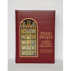 Pismo Święte Starego i Nowego Testamentu - Nowe Wydanie Ilustrowane