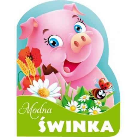 Modna świnka