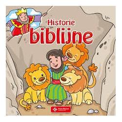 Historie biblijne - książeczka do kąpieli