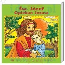 Św. Józef - kolorowanka