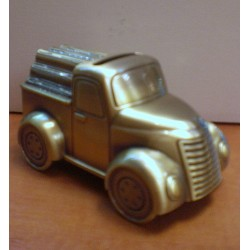 Skarbonka - samochód leśnika