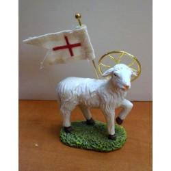 Figurka - Baranek Boży (7,5 cm)