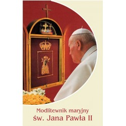 Modlitewnik Maryjny św. Jana Pawła II