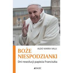 Boże niespodzianki. Dni rewolucji papieża Franciszka