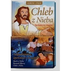 Chleb z nieba. Spotkajmy się z Jezusem + DVD