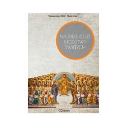 """""""Najpiękniejsze modlitwy świętych"""" CD-Audio"""