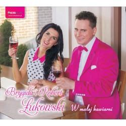 W małej kawiarni - Brygida i Robert Łukowski