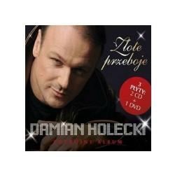Damian Holecki - potójny album