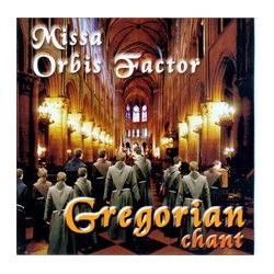 Missa Orbis Factor - chorał gregoriański