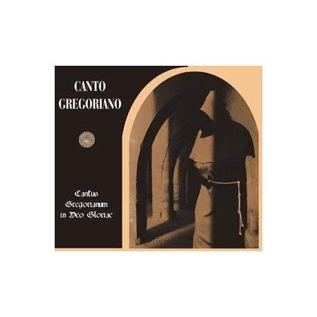 Cantus Gregorianum in Deo Gloriae - Chorał gregoriański