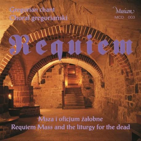Requiem - Chorał gregoriański
