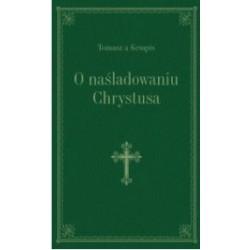 O naśladowaniu Chrystusa (oprawa zintegrowana, zielona)