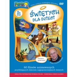 Świętych dla dzieci - 60 filmów animowanych