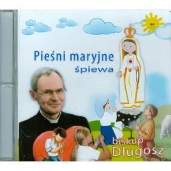 Pieśni maryjne śpiewa - biskup Długosz