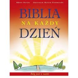 Biblia na każdy dzień. Bóg jest z nami