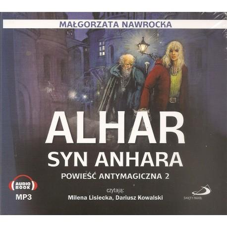 Alhar syn Anhara. Powieść antymagiczna 2 - audiobook