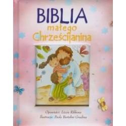 Biblia małego Chrześcijanina (różowa)