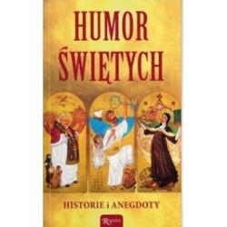 Humor świętych. Historie i anegdoty
