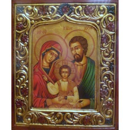 Ikona święta Rodzina 255 X 22 Cm Księgarnia Ichtis