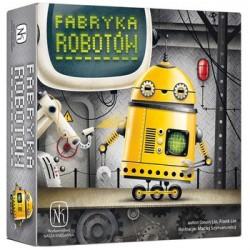 Fabryka robotów - gra