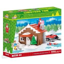 COBI Santa Claus Wigilia - klocki