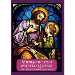 Miesiąc ku czci św. Józefa. Nabożeństwo w sprawach trudnych
