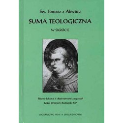 Suma teologiczna w skrócie - św. Tomasz z Akwinu