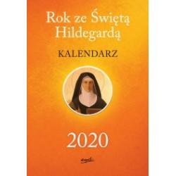 Rok ze Świętą Hildegardą KALENDARZ 2020