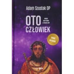 Oto Człowiek Adam Szustak OP