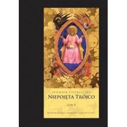Śpiewnik liturgiczny Niepojęta Trójco - tom II