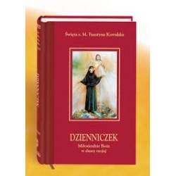 Dzienniczek św. Siostra Faustyna (twarda oprawa)