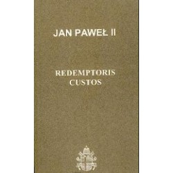 Redemptoris Custos - Jan Paweł II