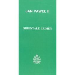 Orientale Lumen - Jan Paweł II
